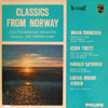1961 LP Div. art.: Classics from Norway