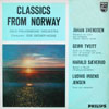 1961 LP: Div.art. Classics from Norway